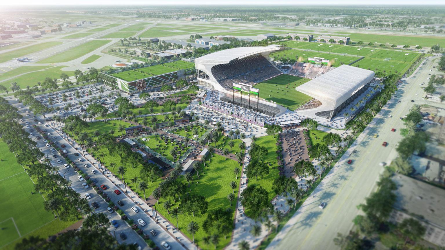 Our Plans For Lockhart Stadium