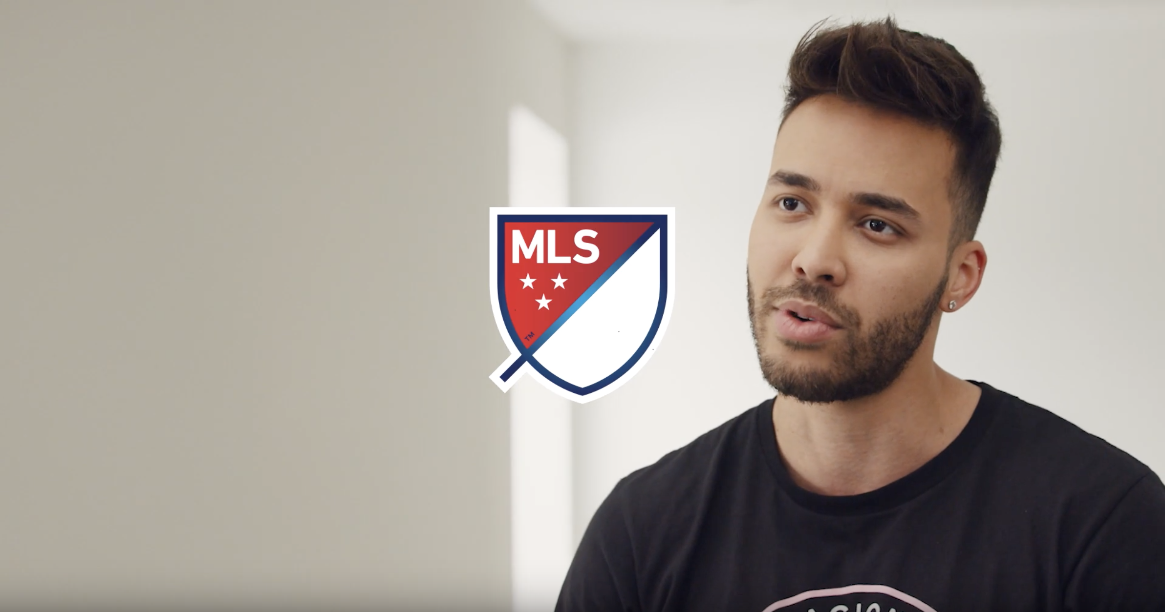 Behind the scenes with musicians and MLS fans Prince Royce, TOKiMONSTA