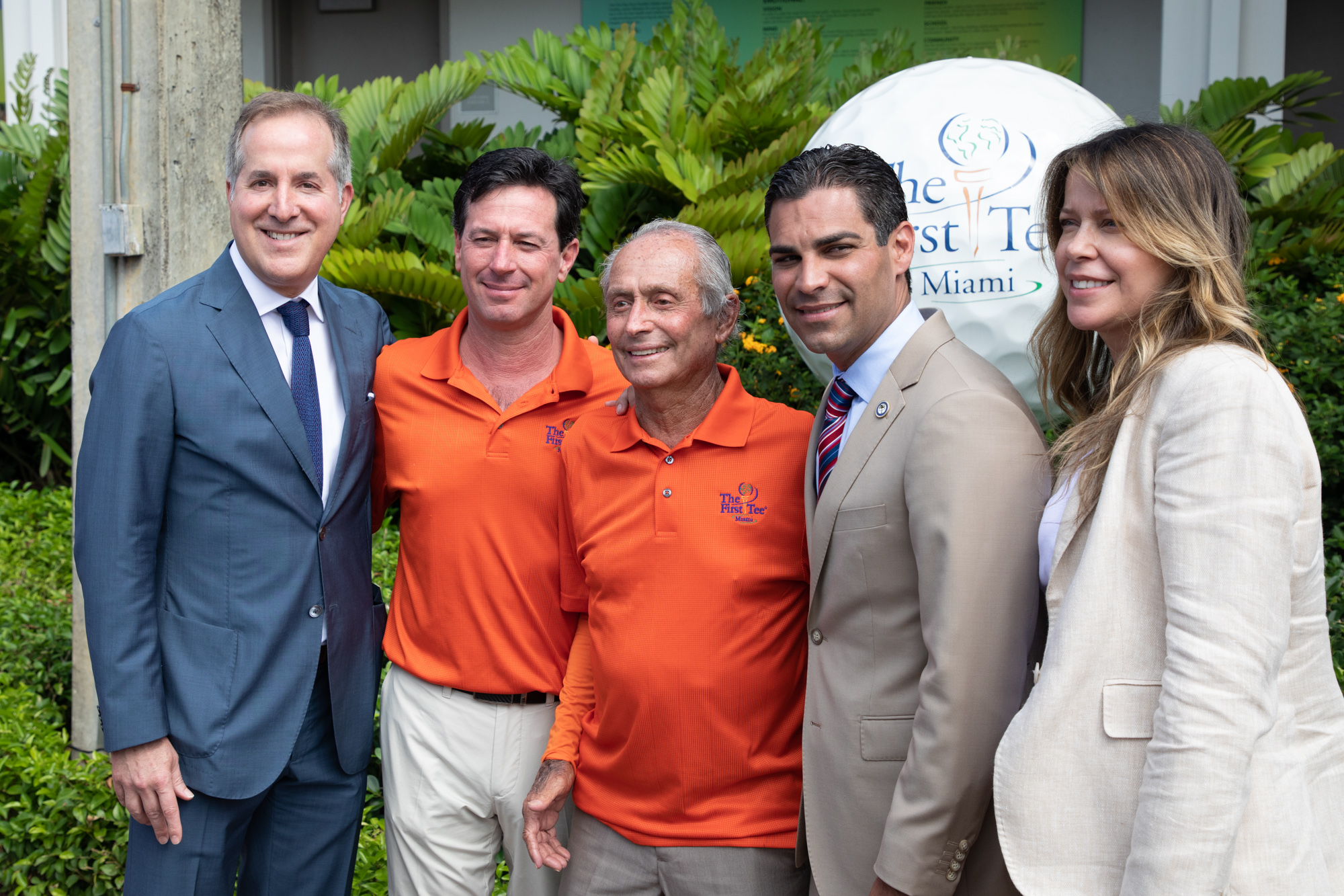 Promise Made, Promise Kept: Inter Miami CF Works with City of Miami to Preserve The First Tee Miami Program