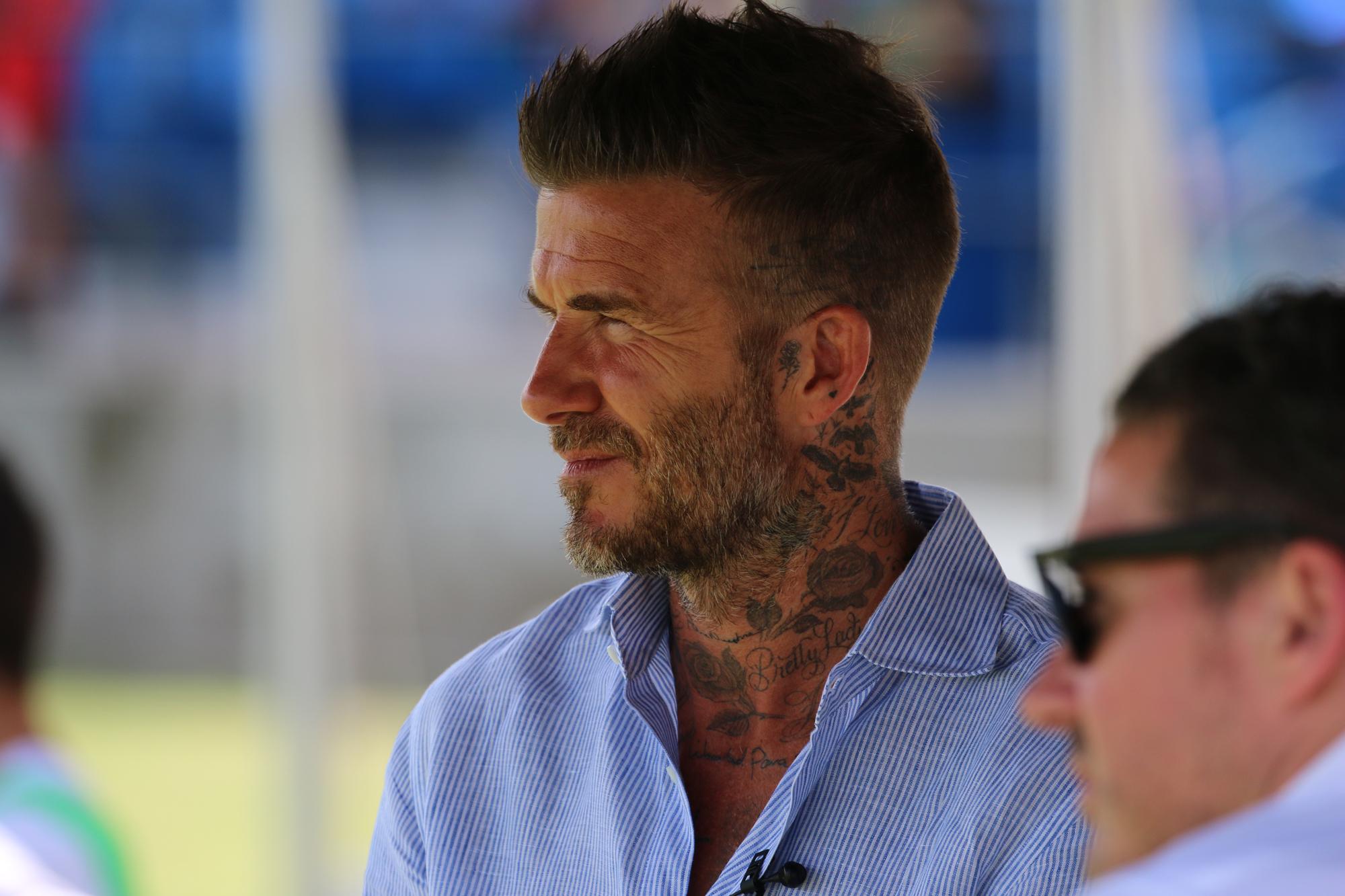David Beckham's Words at Academy Scrimmage Highlight Inter Miami's Future