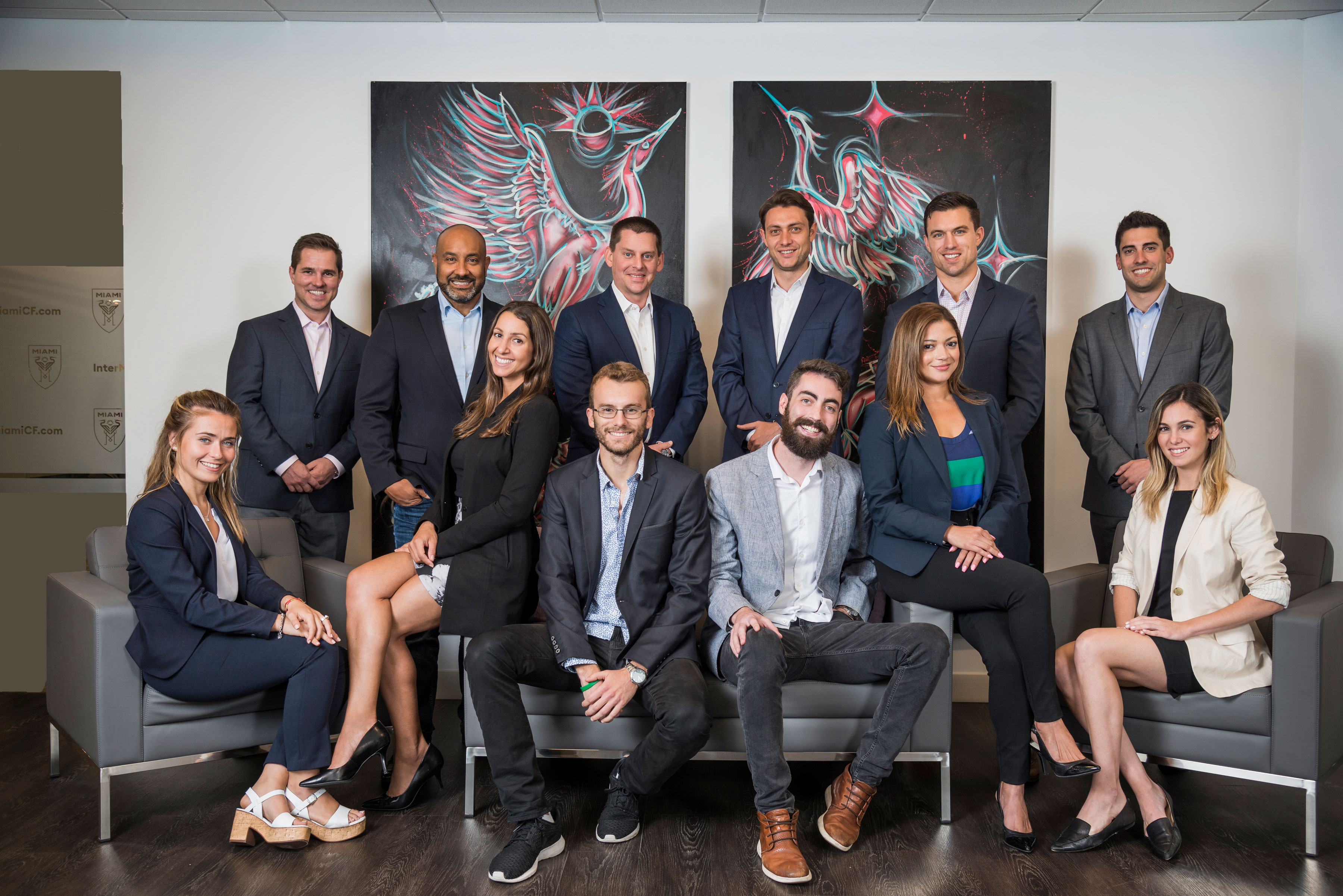Inter Miami CF Hires Front Office Executives Ahead of MLS Debut