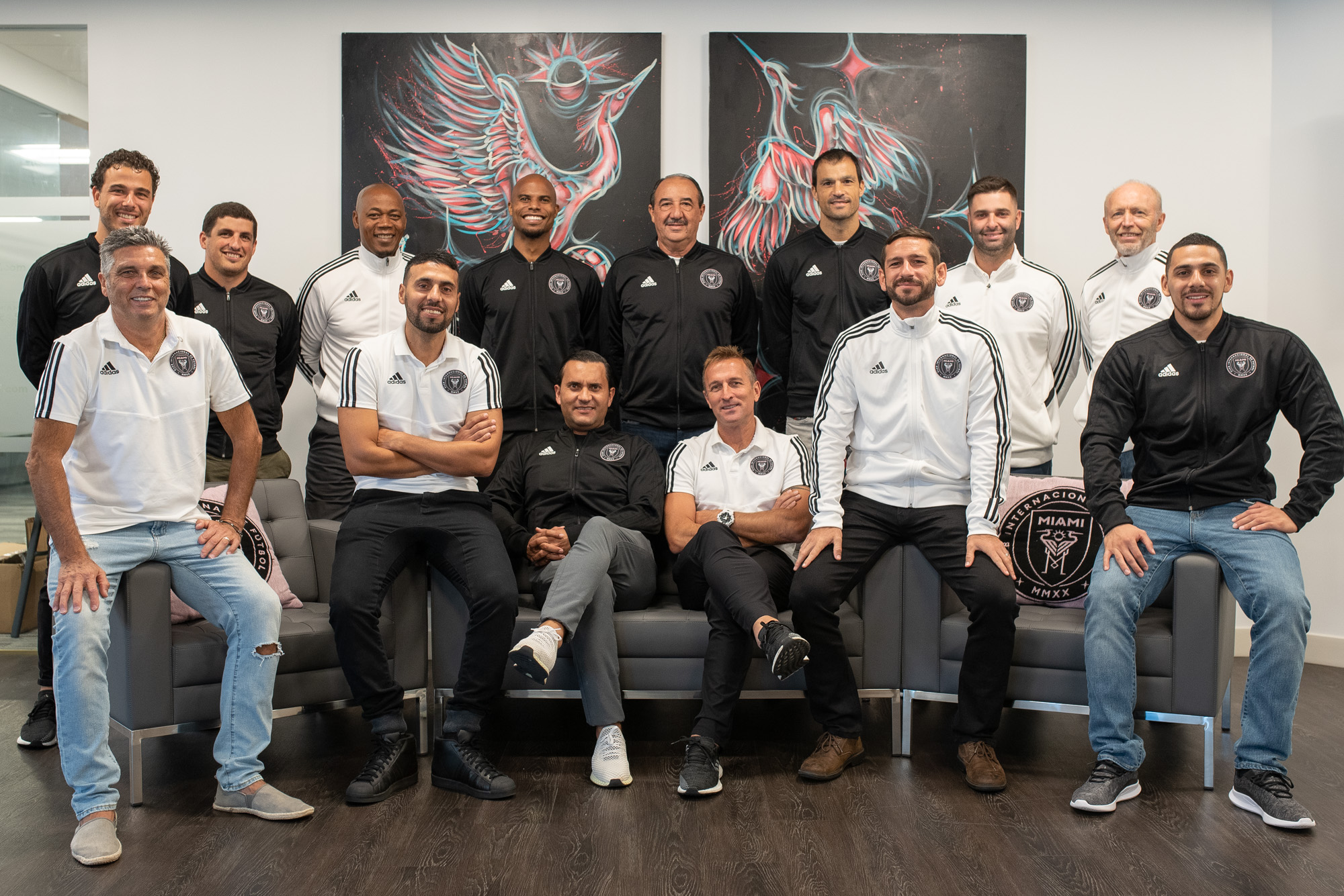 Inter Miami CF Announces its 2019-20 Academy Technical Staff