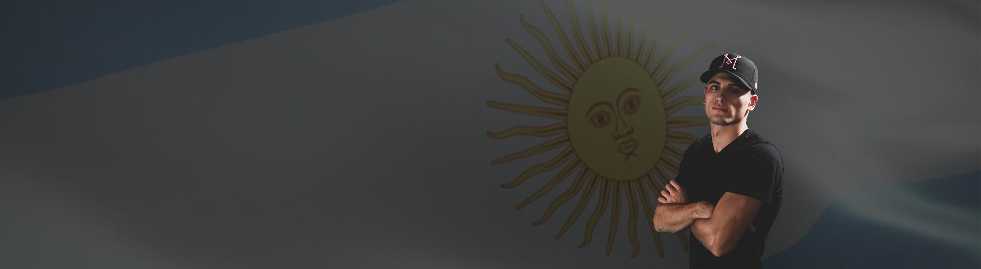 Carranza Called-Up To Argentina U-23 Squad